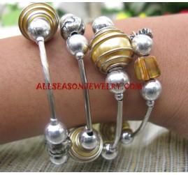 Beading Bracelet Stainless