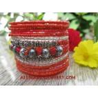 Beads Bracelet Elastis
