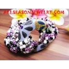 Beads Bracelet Woods