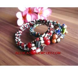 New Design Bead Bracelets