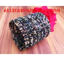 Beads Bracelets Mix