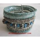 Beads Metal Bracelet