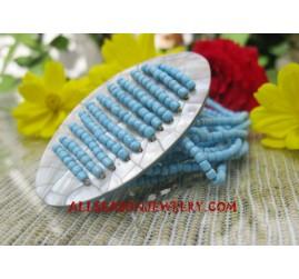 Beads Shells Bracelet