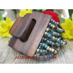 Beads Woods Bracelet