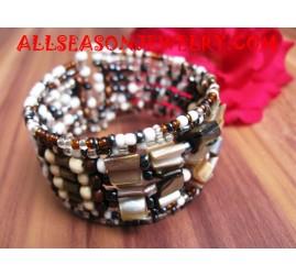 Bracelet Bead Shells