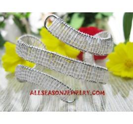 Bracelet Beaded Stainless