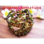 Bracelet Beads with Stone