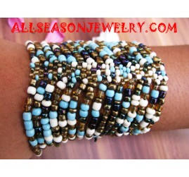 Bracelet Jewelries by Beads
