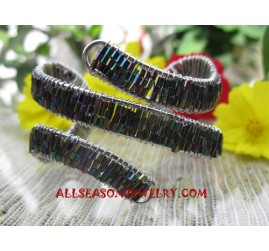 Bracelets Beads Stainless