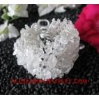 Bracelets Stones Glass