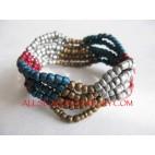 Ceylon Bead Bracelet