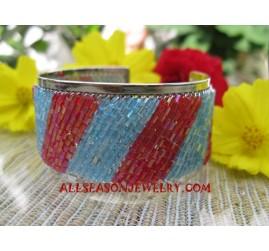 Beading Stainless Bracelet