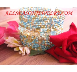 design beads bracelet