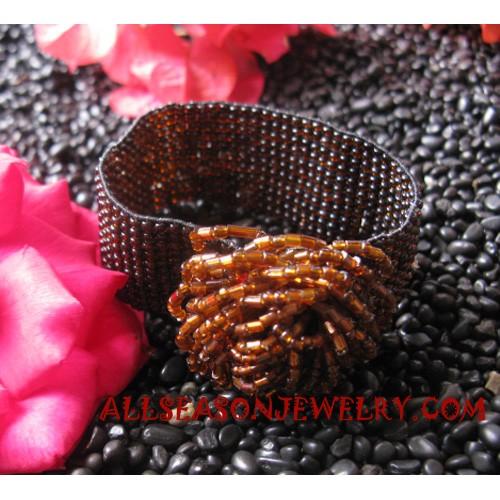 Elastic Bracelets Beaded