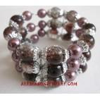 Elastic Bracelets Beads