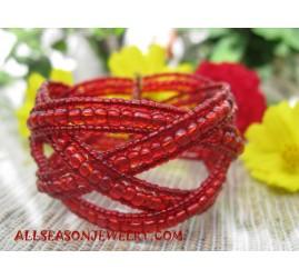 Elastis Beads Bracelet