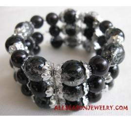 Agate Beads Bracelets