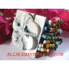 Flower Design Bracelets