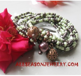 Multi Strand Beads