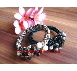 Handmade Wrapted Bracelets