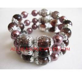 Jade Bead Bracelets