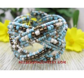 Ladies Beading Bracelet