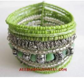 Ladies Beads Bracelet