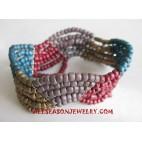 Ladies Bracelets Beads