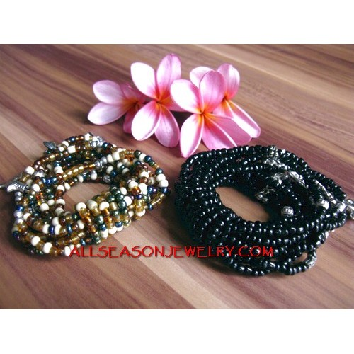 Lady Bracelet Beads Charm