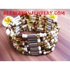 Miyuki Stretch Bracelet