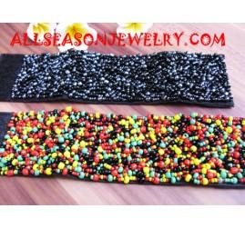 Seeds Beaded Bracelets