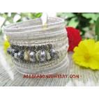 Natural Beading Bracelet