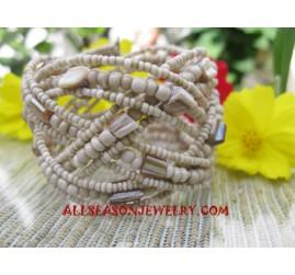 Natural Beads Bracelet