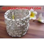 Plain Beads Bracelets