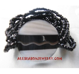 Resin Shells Bracelets