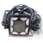 Seashell Beads Bracelet