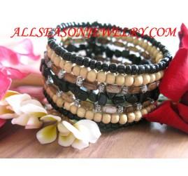 bracelets bead woman