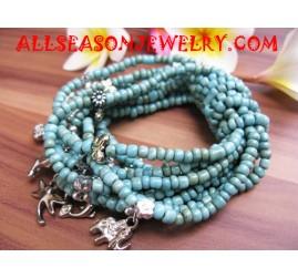 Women Sequins Bracelets