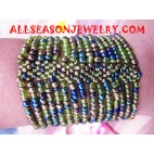 Sequin Stretch Bracelet