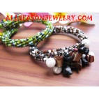 Sequin Bracelets Jewelery