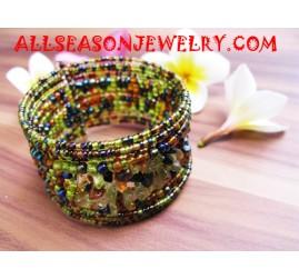 Sequin Bracelets Stones