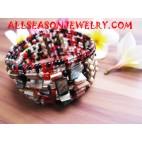 Sequin Stone Bracelets