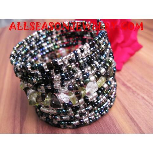Sequin Stones Bracelet
