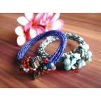 Sequins Bead Bracelets
