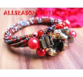 Sequins Beads Bracelet