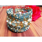 Sequins Cuff Bracelets