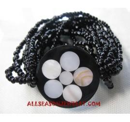 Shell Resin Bracelets
