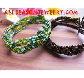 Small Bead Bracelets
