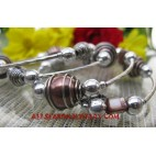 Stainless Beads Bracelet
