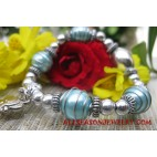 Stainless Beads Bracelets